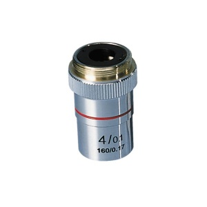 3B Achromatic Objective Lens for Model 100 Microscopes