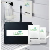 iAlert Wireless Temperature Monitoring System