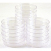 Pack of 500 Sterile Triple Vent Petri Dishes