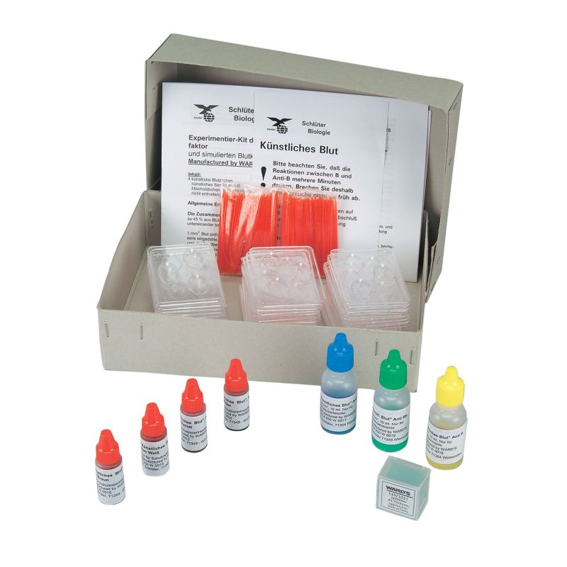 Anatomy & Physiology Experiment Kits