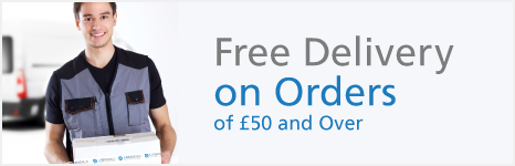 Free Delivery Available On Orders Of £50 or More