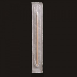 Plain Swab Wood Stick Peel Pouch 1's