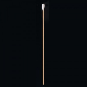 Plain Swab Wood Stick Non Sterile