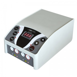 DC Power Supply 0 - 200V, 0 - 400mA