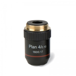 3B Achromatic Objective Lens for Microscopes