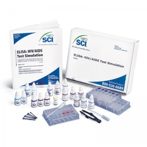 3B ELISA HIV/AIDS Test Kit