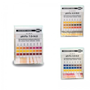 pH Indicator Test Sticks