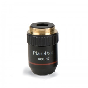 3B Plan Achromatic Objective Lens for Microscopes