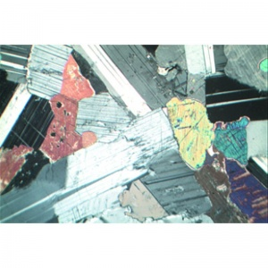 3B Rocks and Minerals, Basic Set No. 1 Microscope Slides