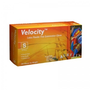 Aurelia Velocity Original Medical Grade Latex Gloves