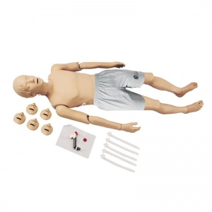 Adult CPR Mannequin with Light Controller
