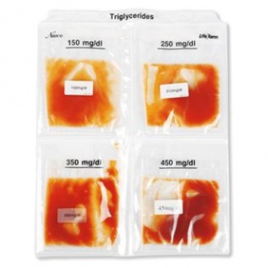 Blood Cholesterol and Triglycerides Packet