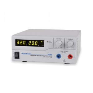 DC Power Supply 1 - 32V / 0 - 20A