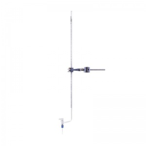 DIN-B Burette with Schellbach Stripe 10ml