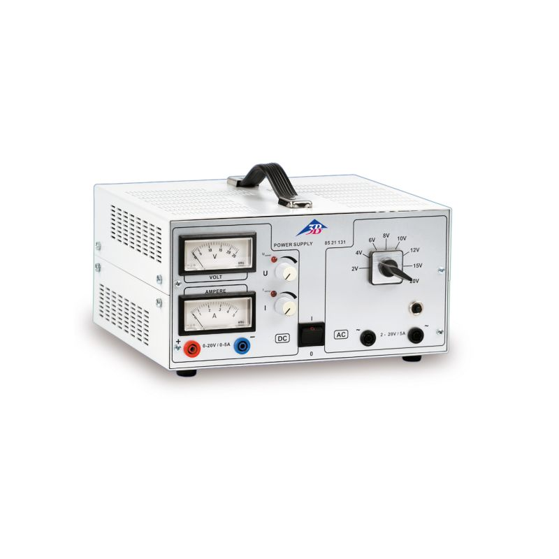 AC/DC Power Supply 0 - 20V 0 - 5A