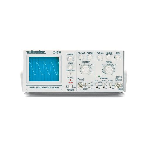 Analogue Oscilloscopes
