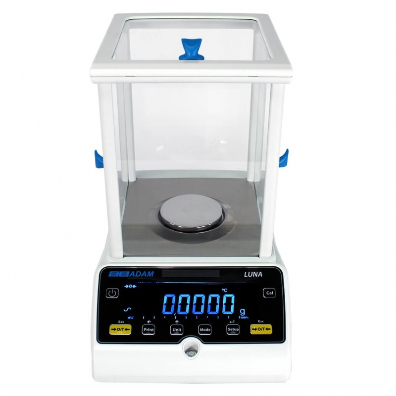 Luna LAB 214e Analytical Balance (210g Capacity)