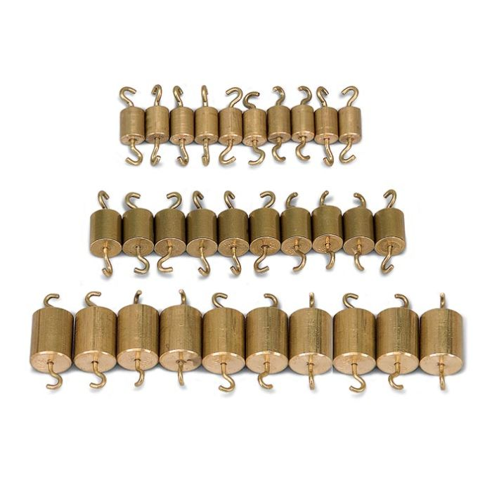 Pack of 10 Weights