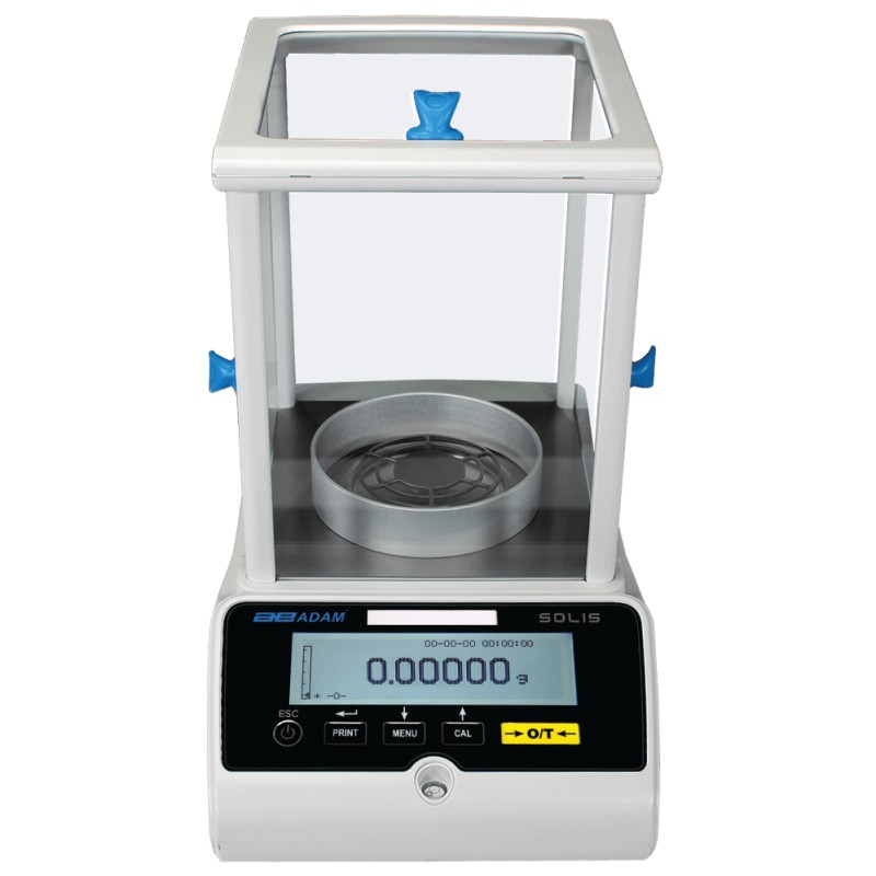 Solis SAB 125i Semi-Micro and Analytical Balance (62/120g Capacity)