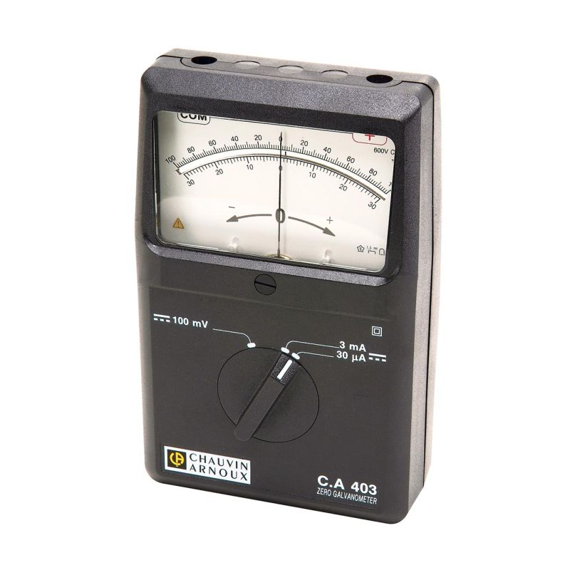 Hand-Held Analogue Measuring Instruments