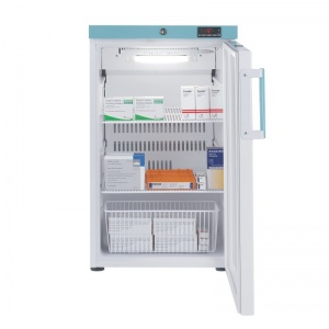 Lec PG307C Glass-Door Under-Counter Pharmacy Refrigerator (107L)
