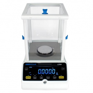 Luna LAB 124i Analytical Balance (120g Capacity)
