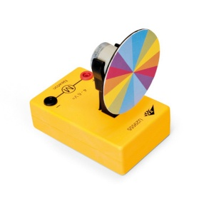 Newton's Colour Disc with DC Motor