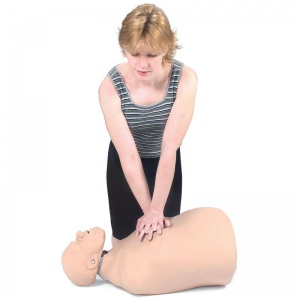 Overweight Fred CPR Mannequin