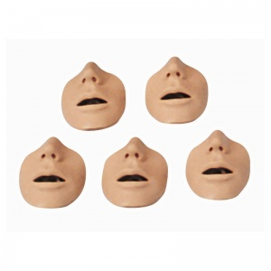 Pack of 10 Mouth/Nose Pieces for the CPR Water Rescue Mannequins