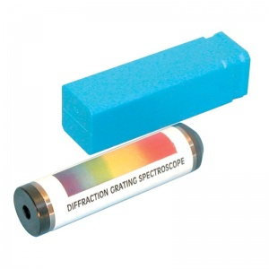 Pocket Spectroscope