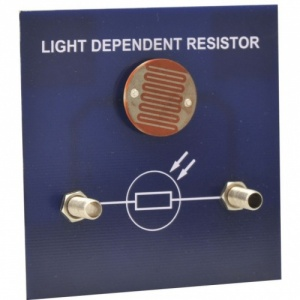 Simple Circuit Light Dependent Resistor Board Module
