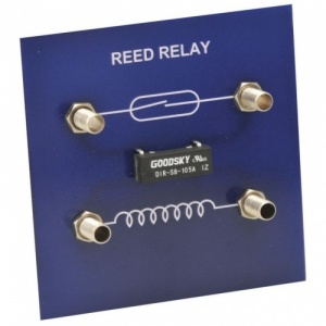 Simple Circuit Reed Relay Module