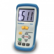 Digital Thermometer with Channels