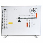Mechanics Kit for Whiteboard Demonstrations