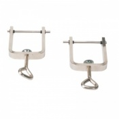 Pair of Clamps D