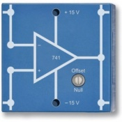 Plug-In Operational Amplifier