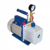Two-Stage Rotary-Vane Vacuum Pump