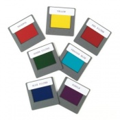 Set of 7 Colour Filters