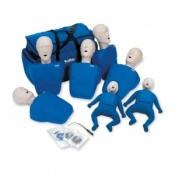 TPAK 700 CPR Prompt Training and Practice Mannequin 7-Pack