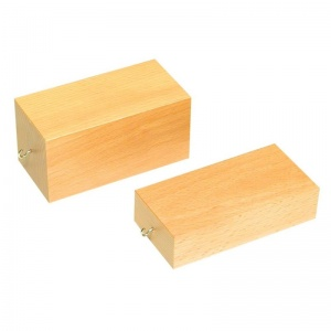 Wooden Blocks for Friction Experiments